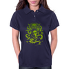 Howard Philips Lovecraft Cthulhu Womens Polo