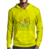 Howard Philips Lovecraft Cthulhu Yelow Mens Hoodie