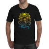 Howard Philips Lovecraft Cthulhu Yelow Mens T-Shirt