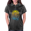 Howard Philips Lovecraft Cthulhu Yelow Womens Polo