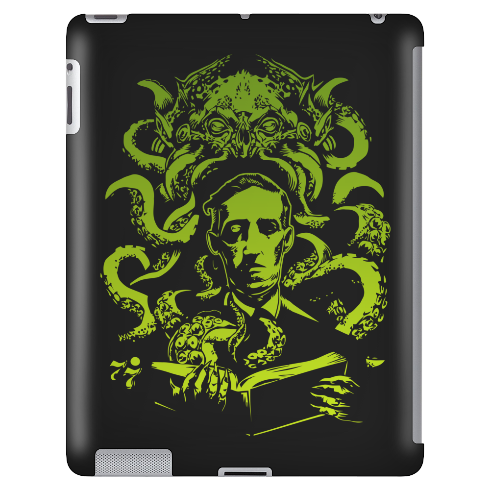 Howard Philips Lovecraft historical society Tablet (vertical)