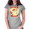 Howlin Wolfmen Womens Fitted T-Shirt