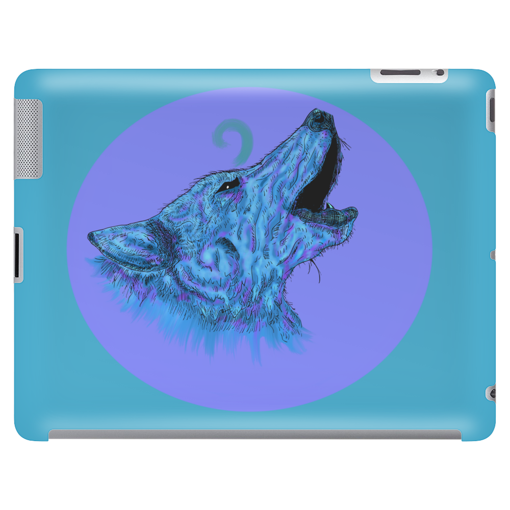 Howling Alpha Tablet (horizontal)