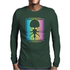 HP Lovecraft Cthulhu Mens Long Sleeve T-Shirt