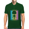 HP Lovecraft Cthulhu Mens Polo
