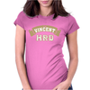 HRD Vincent Womens Fitted T-Shirt