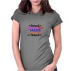 HTML- How To Make Love Womens Fitted T-Shirt