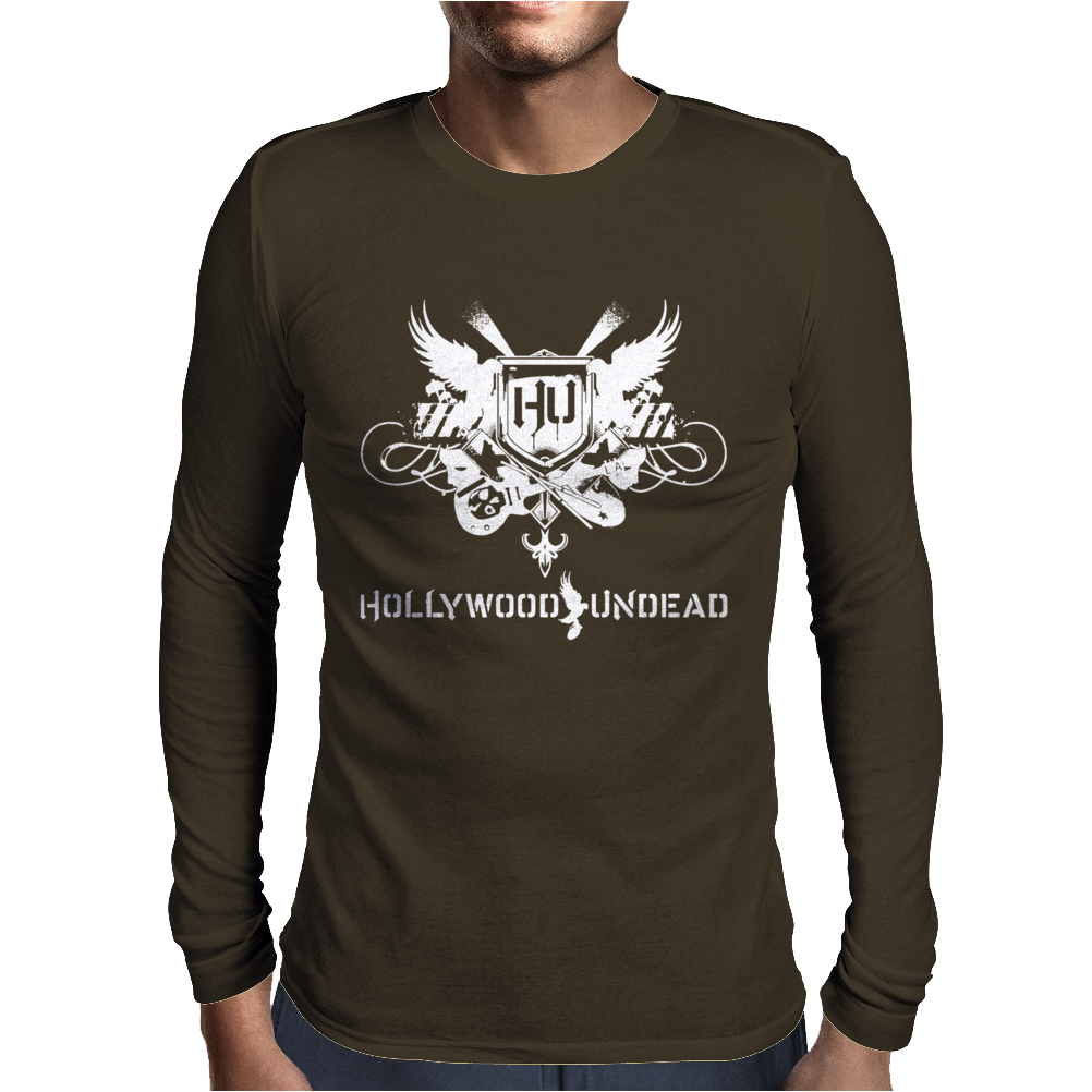 HU Mens Long Sleeve T-Shirt