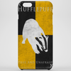 Hufflepuff Game of Thrones Banner Phone Case