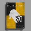 Hufflepuff Game of Thrones Banner Poster Print (Portrait)