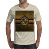 Hufflepuff Knitted Mens T-Shirt