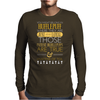 Hufflepuff Mens Long Sleeve T-Shirt
