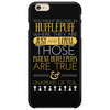Hufflepuff Phone Case