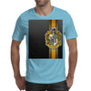 Hufflepuff Ribbon Mens T-Shirt
