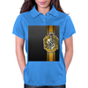 Hufflepuff Ribbon Womens Polo