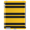 Hufflepuff Stripes - Thick Tablet (vertical)