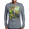 Hug A Tree Mens Long Sleeve T-Shirt