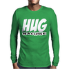 Hug Machine Mens Long Sleeve T-Shirt