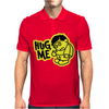 Hug Me Boy Mens Polo