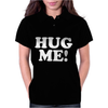 Hug Me Funny Womens Polo