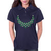 Hugs and Kisses Emerald and Diamond Necklace Womens Polo