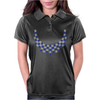 Hugs and Kisses Sapphire and Diamond Necklace Womens Polo