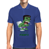 Hulk Poop Mens Polo
