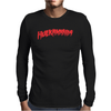 Hulkmania Mens Long Sleeve T-Shirt