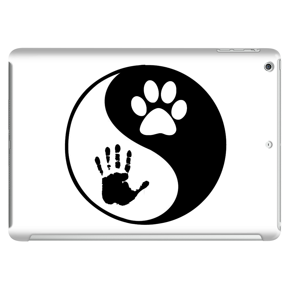 Human/Animal Yin Yang Tablet (horizontal)