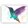 Hummingbird in flight Tablet (horizontal)
