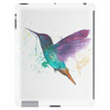 Hummingbird in flight Tablet (vertical)