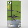 Hummingbird Visit Phone Case