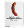 humor ,funny,laughter ,smile gay hotdog vendors Tablet