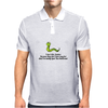 humour funny comedy I don't like snakes Mens Polo
