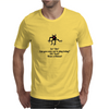 HUMOUR FUNNY LAUGH SO UM? CAN YOU COME OUT AND PLAY TODAY? OH! YEAH! WEAR A HELMET! Mens T-Shirt