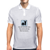 humour ,funny, laughter, smile ,crazy, hilarious, satire,silly Mens Polo