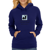 humour ,funny, laughter, smile ,crazy, hilarious, satire,silly Womens Hoodie