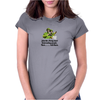 HUMOUR FUNNY SATIRE JOIN THE ARMY MEET INTERESTING PEOPLE THEN ,,,,KILL THEM Womens Fitted T-Shirt