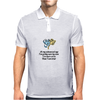 humour, funny, smile, laughter In my advanced age Mens Polo