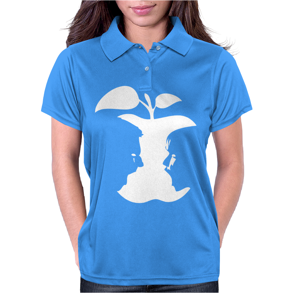 Hungry Apples Womens Polo