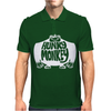 Hunky Monkey Mens Polo