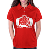 Hunky Monkey Womens Polo