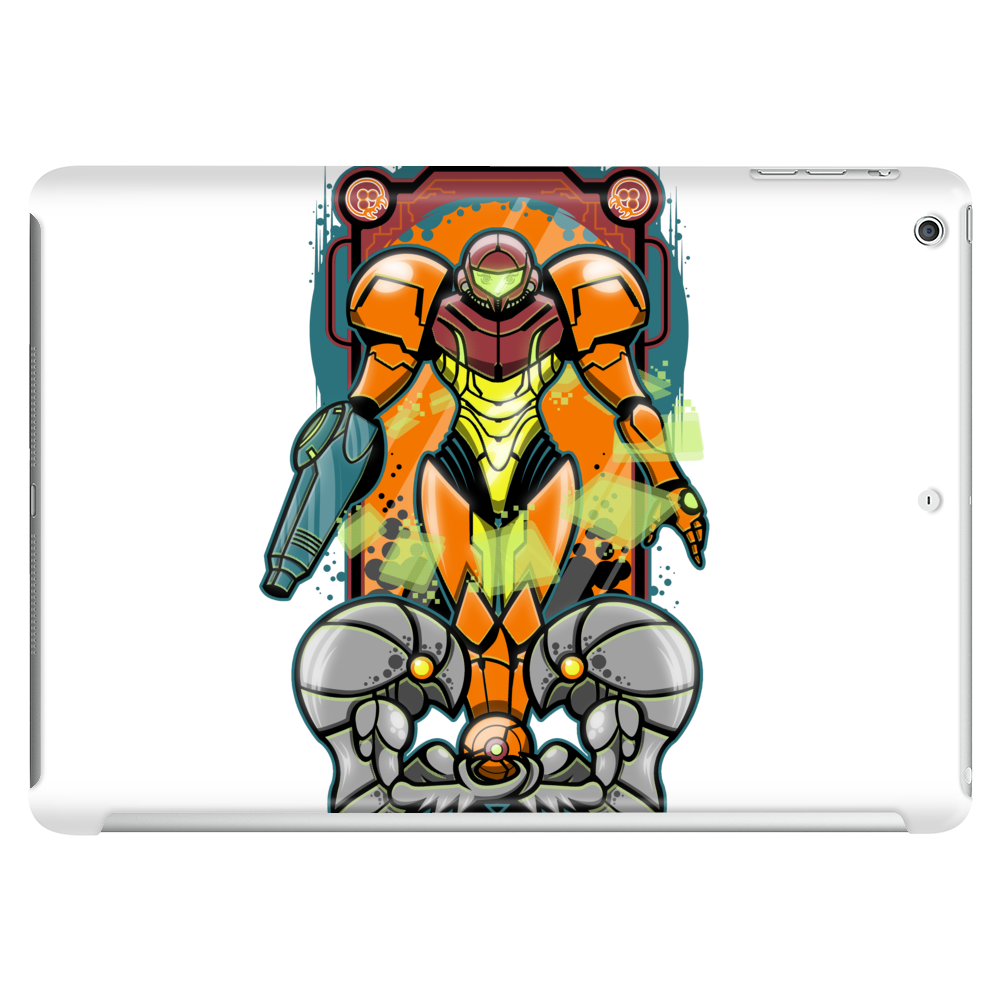 Hunter from Zebes Tablet (horizontal)