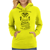Hunter never the Hunted Womens Hoodie