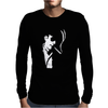 Hunter S Thompson Gonzo Mens Long Sleeve T-Shirt