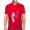 Hunter S Thompson Gonzo Mens Polo