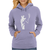 Hunter S Thompson Gonzo Womens Hoodie
