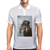 Hunting Dog Mens Polo