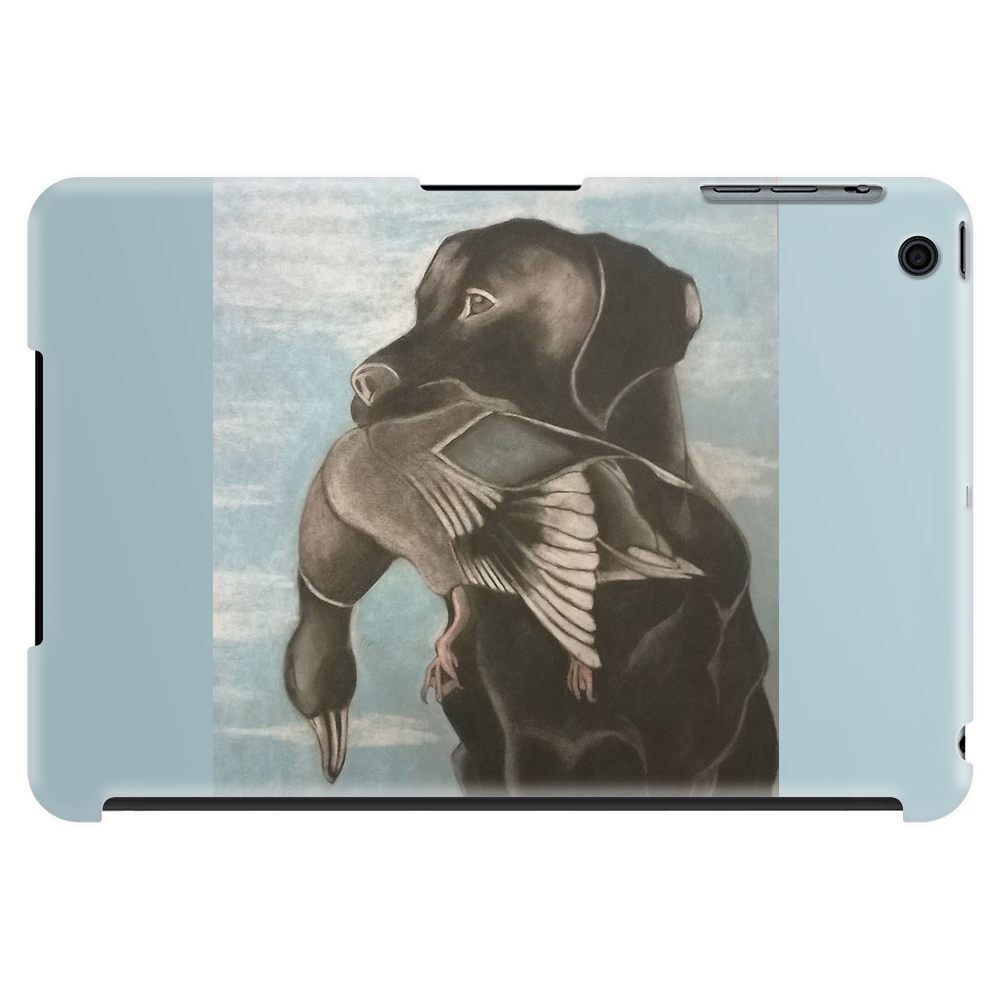 Hunting Dog Tablet (horizontal)