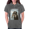 Hunting Dog Womens Polo